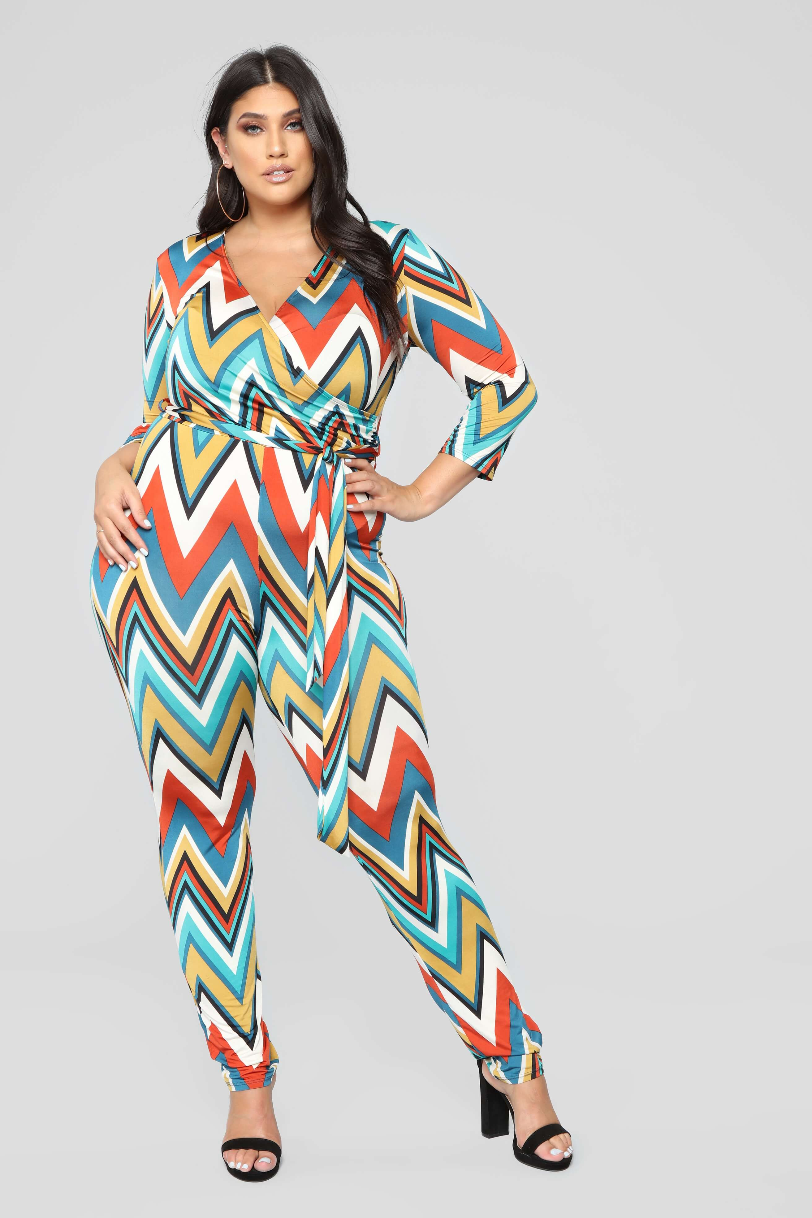 Jumpsuit plus size