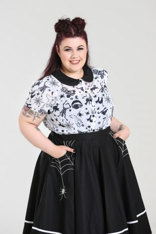 Halloween Outfit Ideas for sizes 16-32