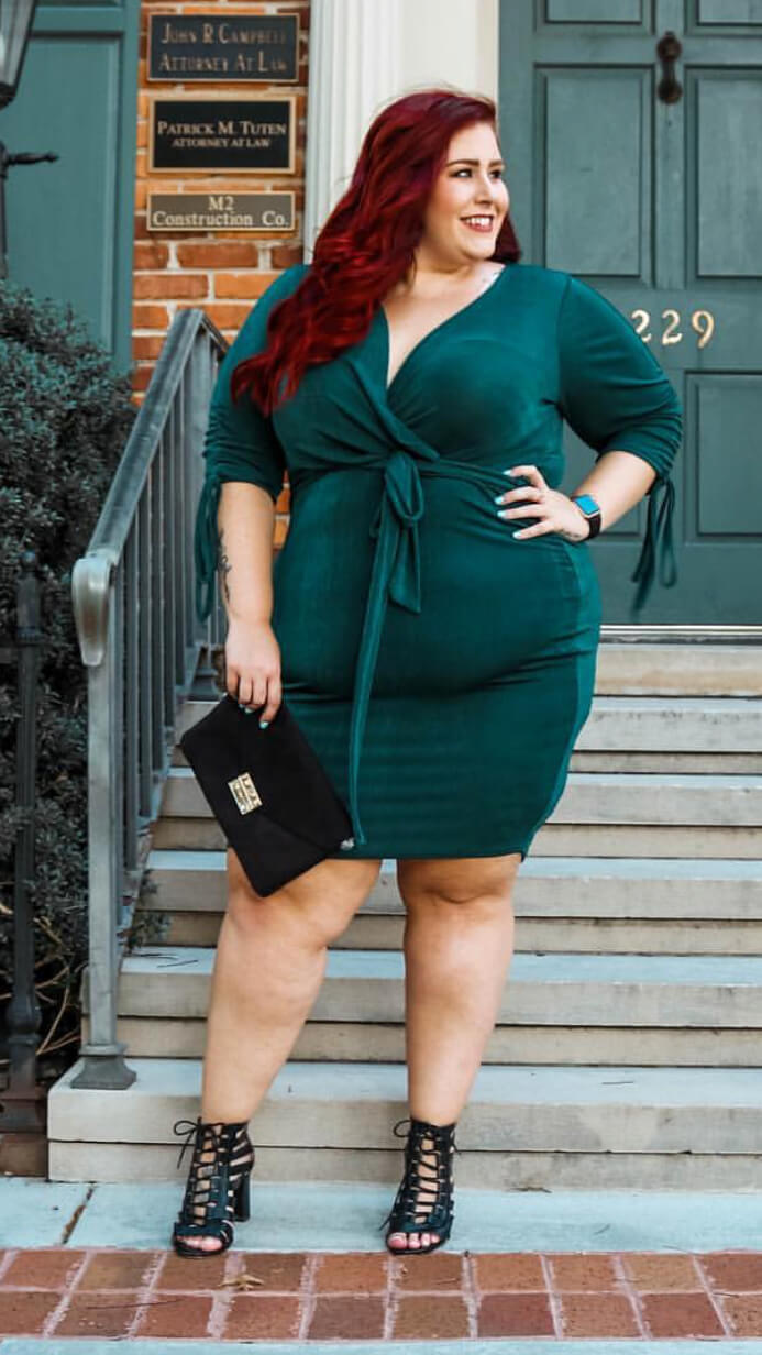 5 bloggers to follow plus size