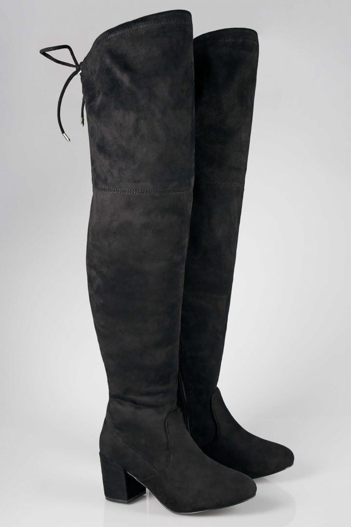 5d2623b10 The Best Wide Fit Boots For Curvy Girls | Insyze