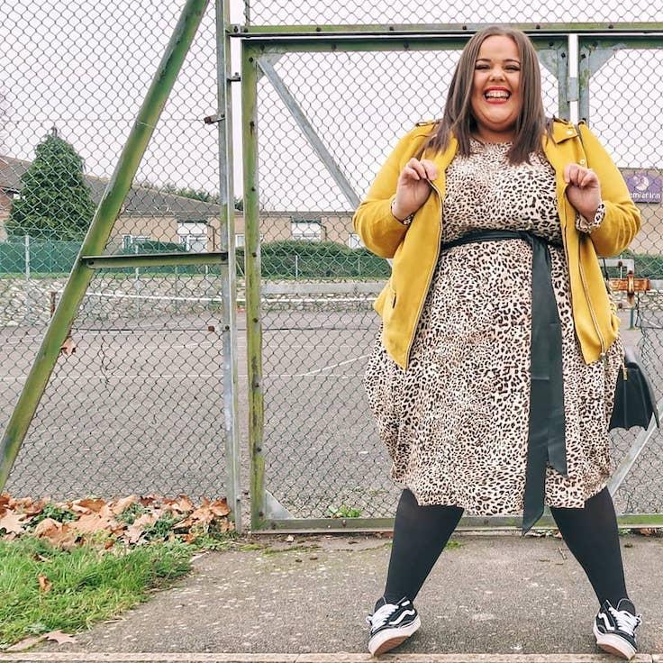 Naomi Griffiths plus size