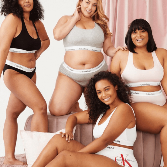 plus size body confidence