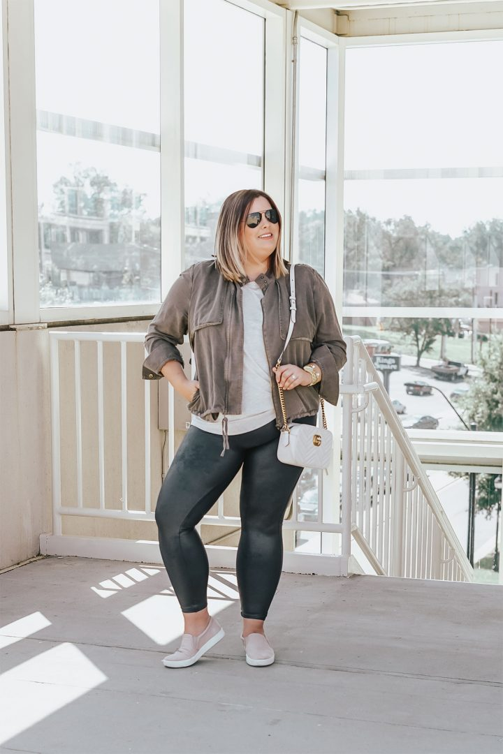 the best leggings for plus size