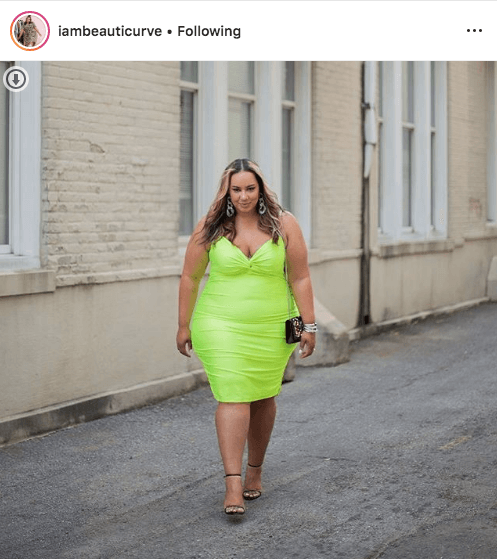 top 100 US plus size bloggers beauticurve