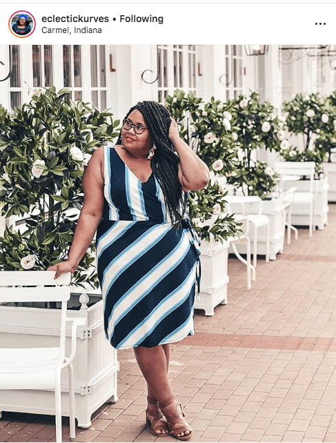 100 bloggers eclectic kurves