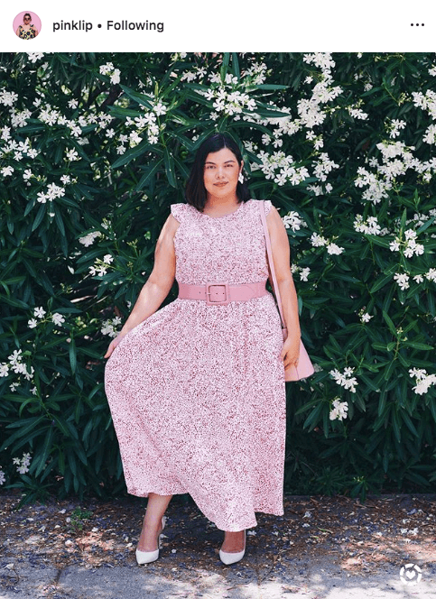 top 100 US plus size bloggers jay miranda