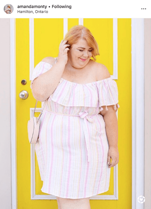 top 100 US plus size bloggers latest wrinkle