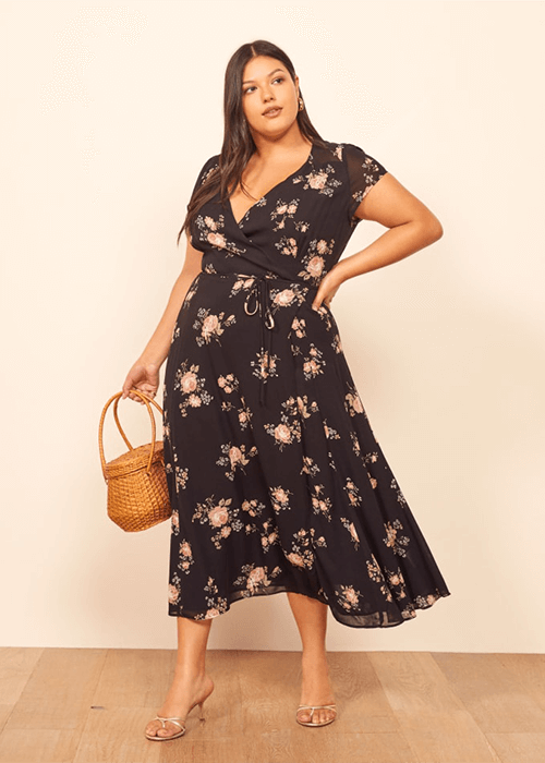 California Dreaming Style Carina Dress Reformation