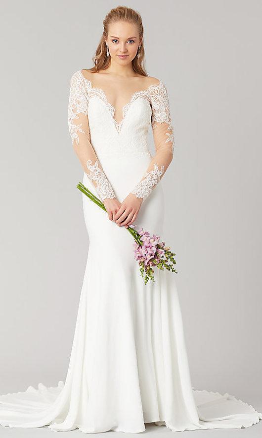 Kleinfeld dress