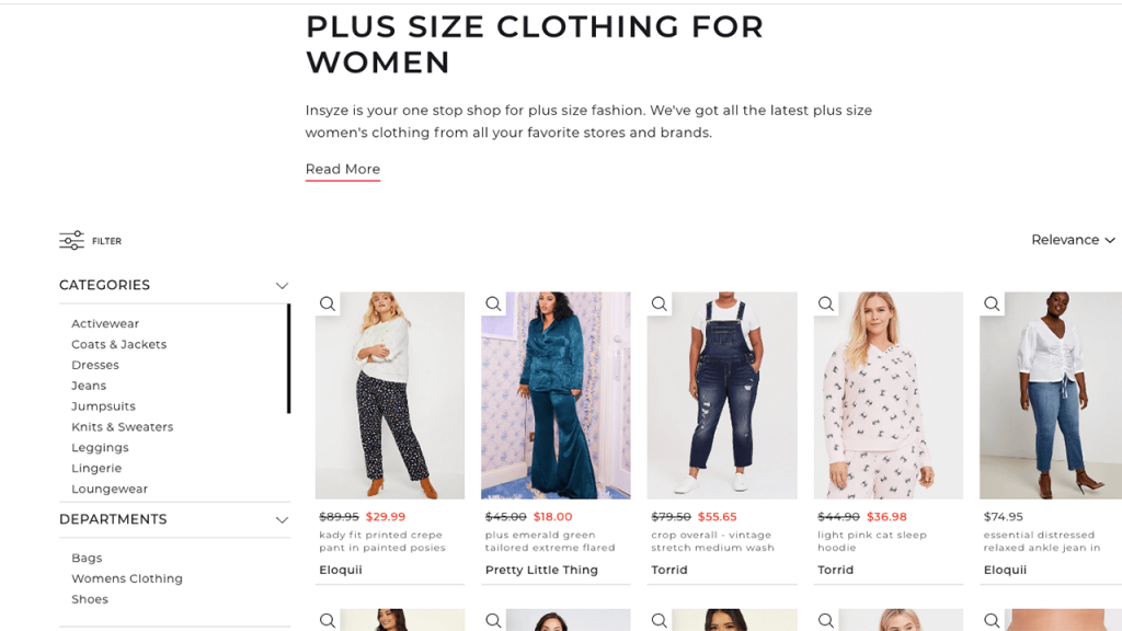 The Best Plus Size Clothing Sites For Shopping