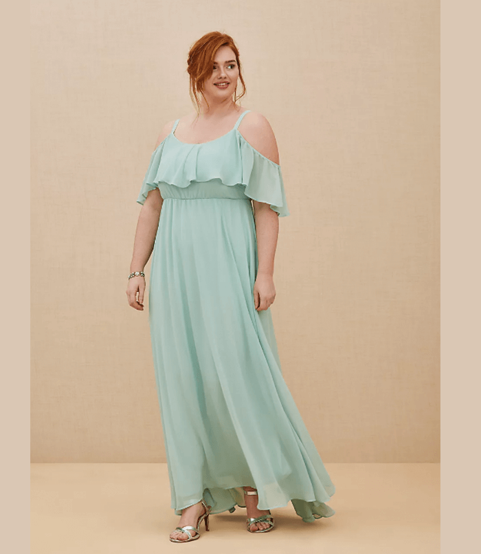 plus size dresses for wedding guests Torrid