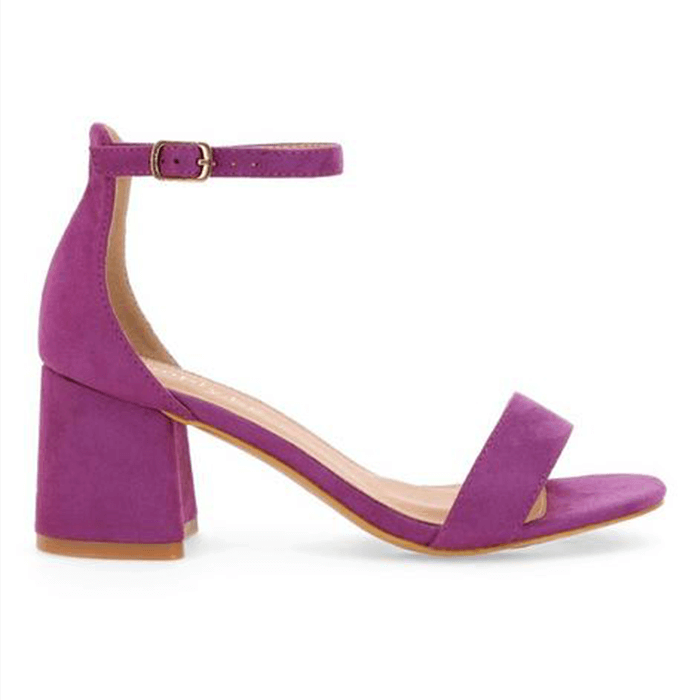 Wide Fit Shoes For Summer Simply Be Cammy Block Heels