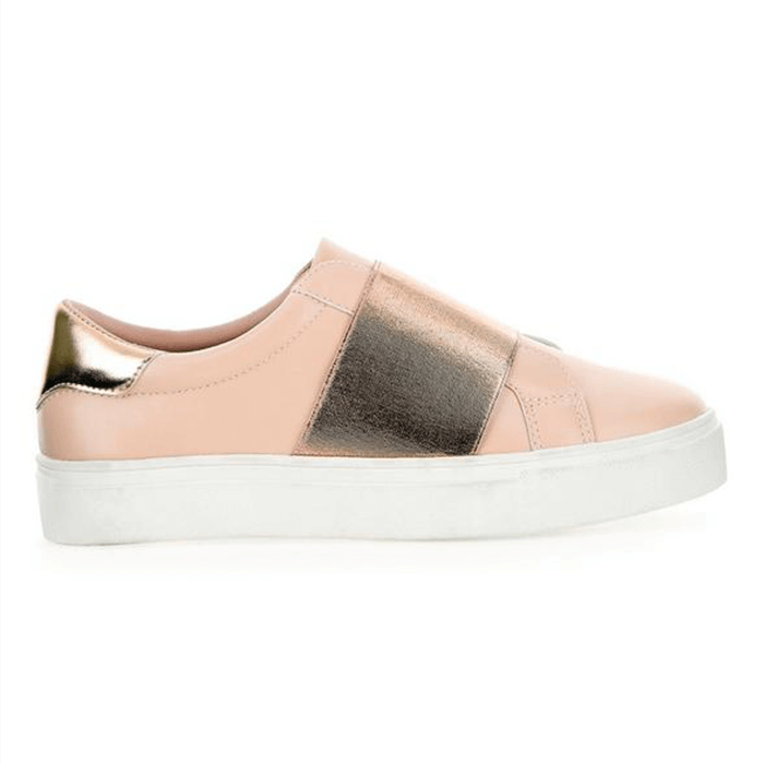 Fiona Elasticized Sneakers Simply Be