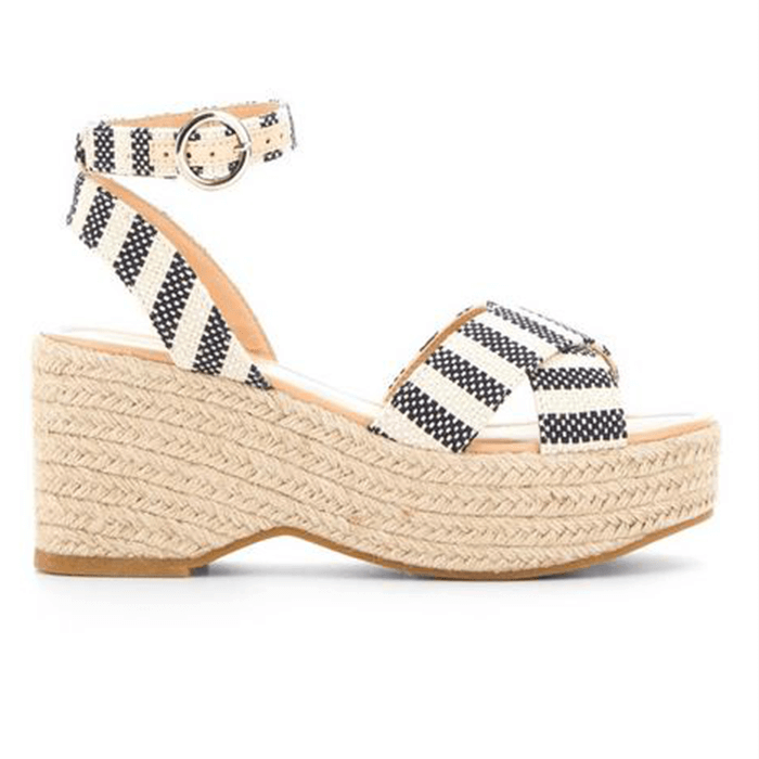 Simply Be Tuscany Espadrille Wedges