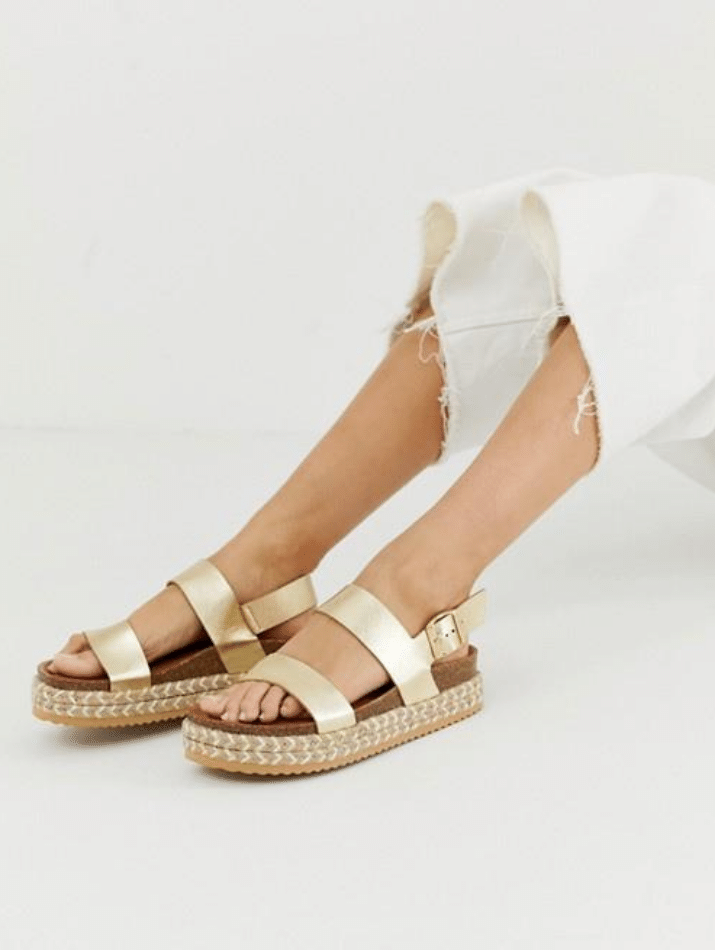casual wide cheap plus size shoes espadrilles